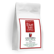 Кафе Blue Bag Decaff Colombia Huila