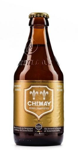 CHIMAY Doree (Gold cap) 4,8%