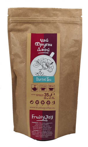 Чай Blue Bag Tea Fruity Joy