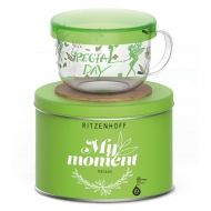 Чаша за чай RITZENHOFF My Moments Green 450ml